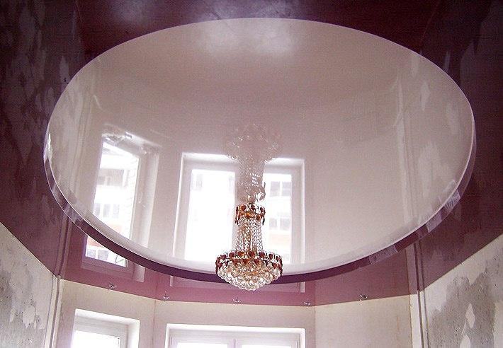 Двухуровневые натяжные потолки от 1490 руб в Екатеринбурге ... | 492x710